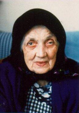 Elisabeth (Friesen) Kroeker - my Gr'ma